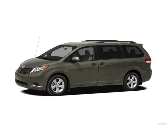 Used 2012 Toyota Sienna Limited In Walnut Creek