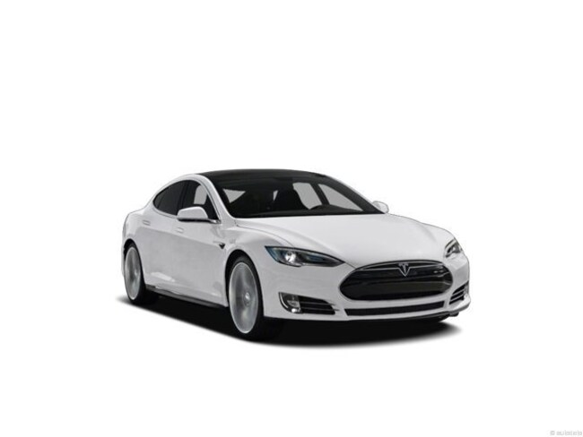 2012 Tesla Model S Sedan