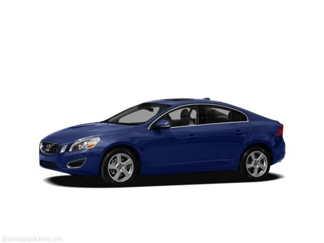 Used 2012 Volvo S60 T6 Sedan For Sale in Raleigh, NC