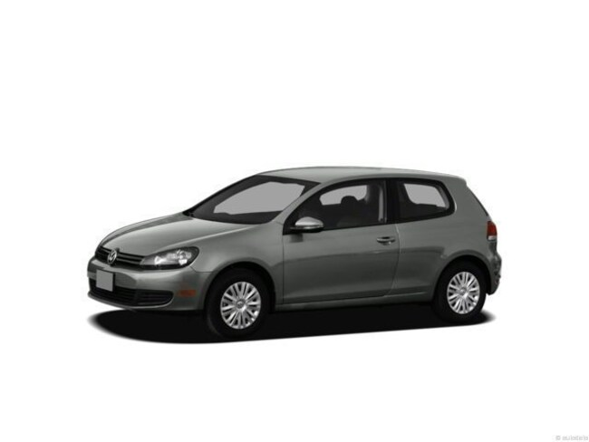 Used 2012 Volkswagen Golf TDI 2-door (M6) Hatchback for sale in Cincinnati OH