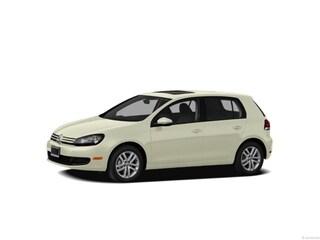 2012 Volkswagen Golf 2.5L 4-door Hatchback