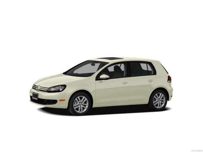 2012 Volkswagen Golf HB Man TDI w/Tech Pkg