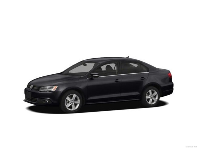 2012 Volkswagen Jetta 4dr Manual S Car