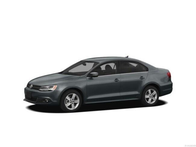 2012 Volkswagen Jetta Sedan SE w/Convenience PZEV Manual SE w/Convenience PZEV