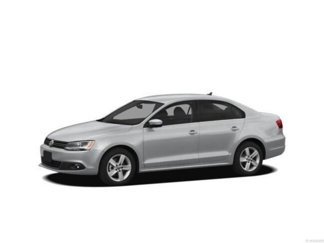 2012 Volkswagen Jetta 2.5L SE w/Convenience Package/PZEV Sedan