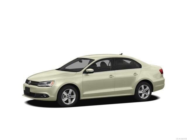 2012 Volkswagen Jetta 2.5L SE w/Convenience Package/Sunroof Sedan