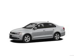 2012 Volkswagen Jetta TDI Sedan