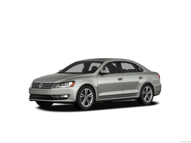 2012 Volkswagen Passat 2.5L SE Sedan