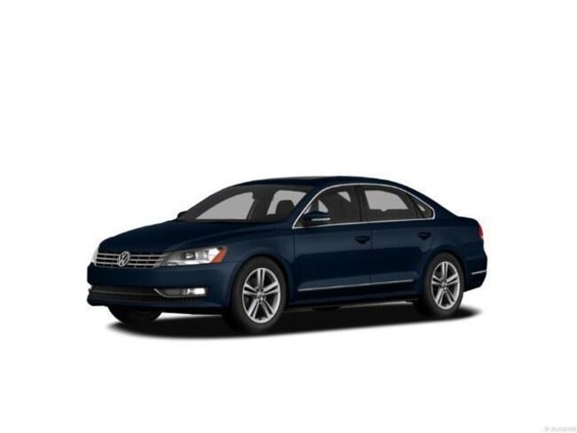 2012 Volkswagen Passat 2.5 SE Sedan