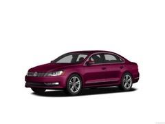 Used 2012 Volkswagen Passat 2.5L SEL w/PZEV Sedan For sale in Utica NY
