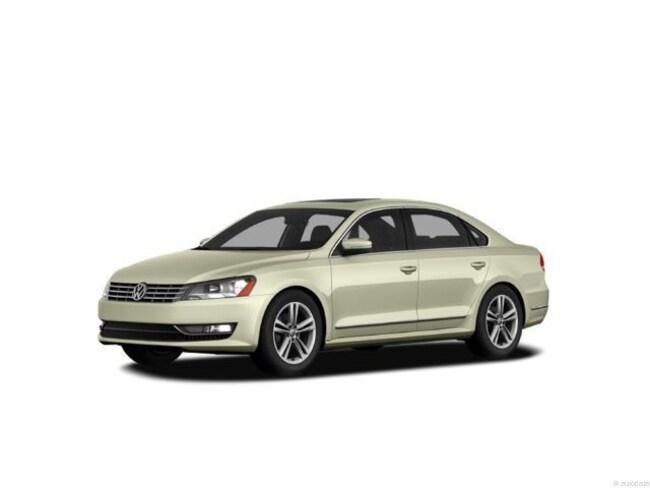 2012 Volkswagen Passat 2.0L TDI SE Sedan