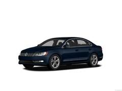 2012 Volkswagen Passat 2.0L TDI SE w/Sunroof/Navigation Sedan