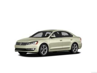 2012 Volkswagen Passat 2.0L DSG TDI SEL Premium Sedan