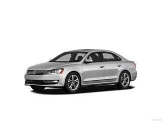 2012 Volkswagen Passat 2.0L TDI SEL Premium Sedan