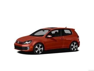 2012 Volkswagen GTI Base Hatchback