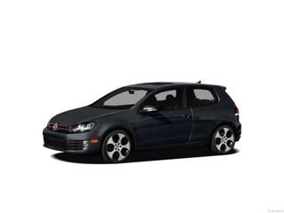 2012 Volkswagen GTI 2-Door w/Convenience Package/Sunroof/PZEV Hatchback