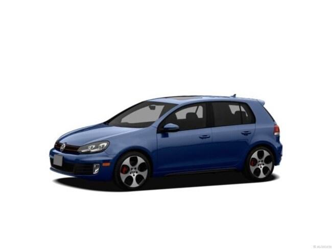 2012 Volkswagen GTI Base Hatchback