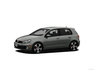 2012 Volkswagen GTI 4-Door Hatchback