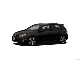 2012 Volkswagen GTI w/Conv & Sunroof PZEV Hatchback