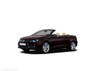 2012 Volkswagen Eos Komfort Edition Convertible