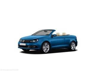 2012 Volkswagen Eos Komfort Convertible