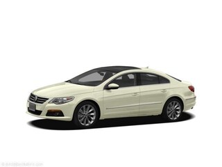 2012 Volkswagen CC Lux Plus Restriction Model (A6) Sedan