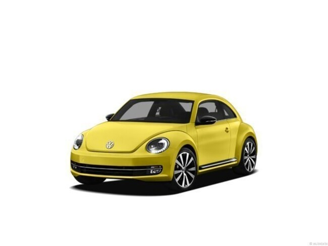 Used 2012 Volkswagen Beetle 2.5L Coupe Fort Myers