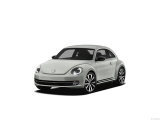Used 2012 Volkswagen Beetle 2.5L PZEV Coupe