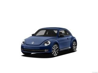 2012 Volkswagen Beetle 2.5L Hatchback