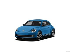 Used 2012 Volkswagen Beetle 2dr Cpe DSG 2.0T Turbo Car 19-1705A Jacksonville, FL