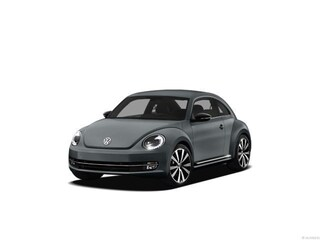 2012 Volkswagen Beetle 2.0T Turbo Hatchback