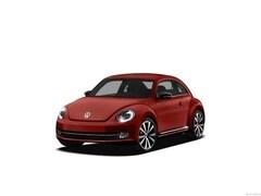 2012 Volkswagen Beetle 2.0T Turbo Hatchback