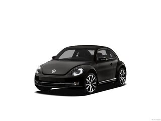 2012 Volkswagen Beetle 2.0T Turbo Launch Edition w/PZEV Hatchback