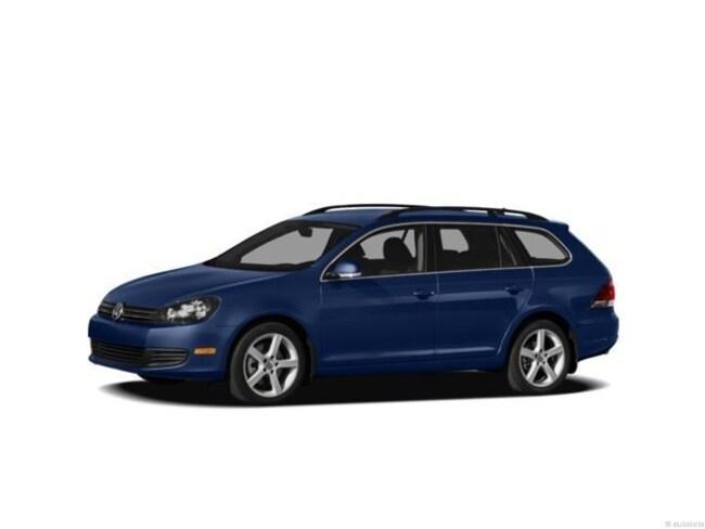 2012 Volkswagen Jetta SportWagen Wagon