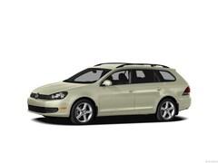 2012 Volkswagen Jetta SportWagen 2.0L TDI w/ Sunroof & Nav Wagon