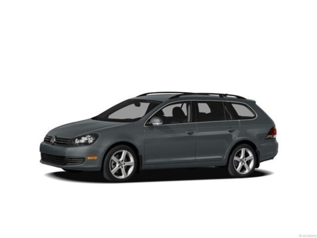 2012 Volkswagen Jetta SportWagen 2.0L TDI w/Sunroof & Navigation Wagon