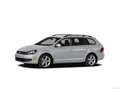2012 Volkswagen Jetta Sportwagen TDI w/Sunroof & Nav Wagon