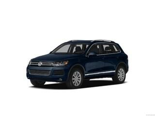 used 2012 Volkswagen Touareg TDI SUV for sale in Savannah