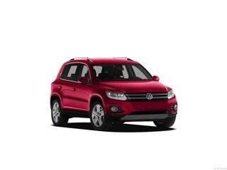Used 2012 Volkswagen Tiguan S Sport Utility CW004573 in Cincinnati, OH