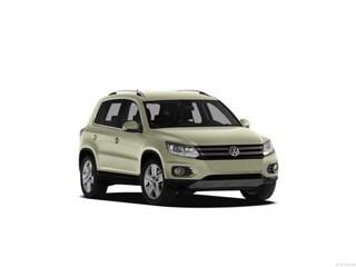 2012 Volkswagen Tiguan 2WD 4DR Auto SE W/Pano Sunroof & Navigation 4 Door in Jacksonville FL