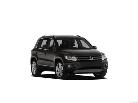 2012 Volkswagen Tiguan SE SUV