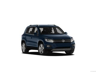 Used 2012 Volkswagen Tiguan SUV for sale near Ruckersville