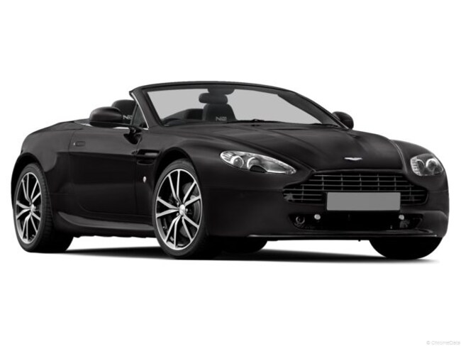 Used 2013 Aston Martin V8 Vantage For Sale In Silver Spring Md