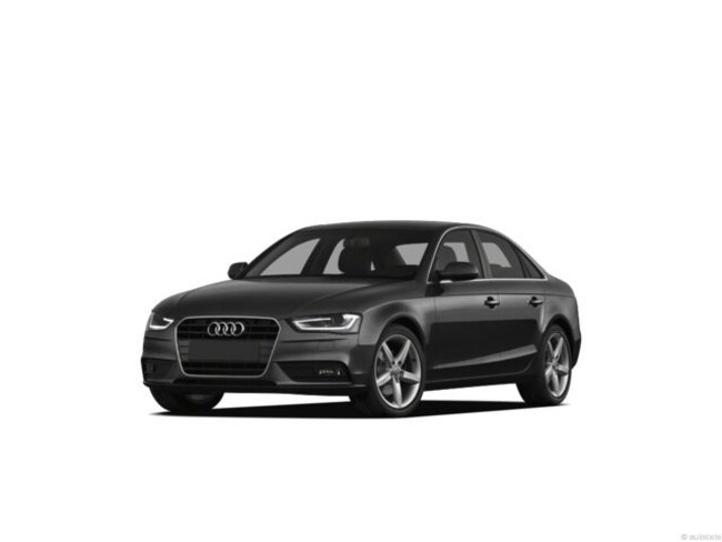 Used 2013 Audi A4 Premium Plus Sedan nearWhitePlains