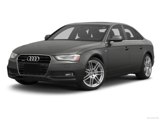 2013 Audi A4 Auto Quattro 2.0T Premium Plus Sedan