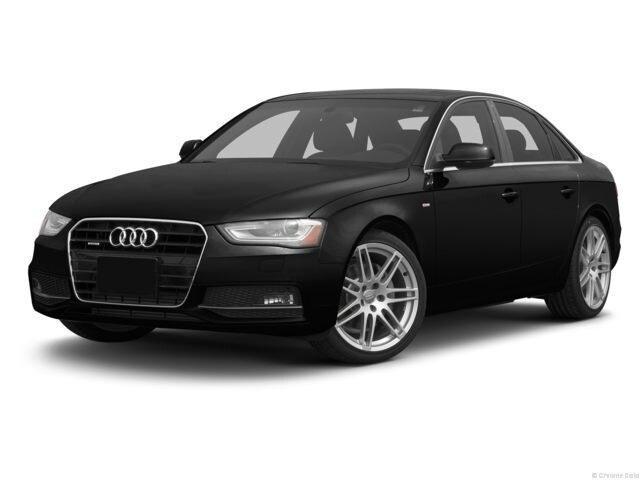 2013 Audi A4 4dr Sdn Auto quattro 2.0T Premium P Car