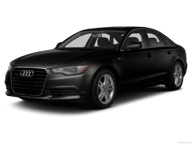 2013 Audi A6 2.0T Premium (Multitronic) Sedan