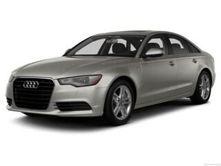 2013 Audi A6 2.0T Premium Plus 4dr Sdn Fronttrak