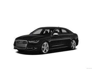 2013 Audi S6 Prestige Sedan
