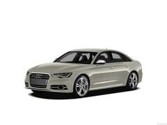 2013 Audi S6 4.0T Prestige Sedan